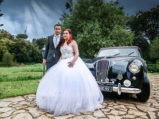 Le mariage de Melanie et Anthony