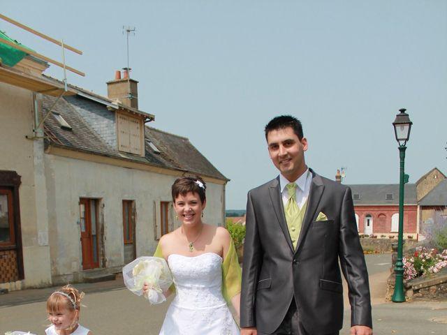 Le mariage de Charlotte et Yoann à Degré, Sarthe 4