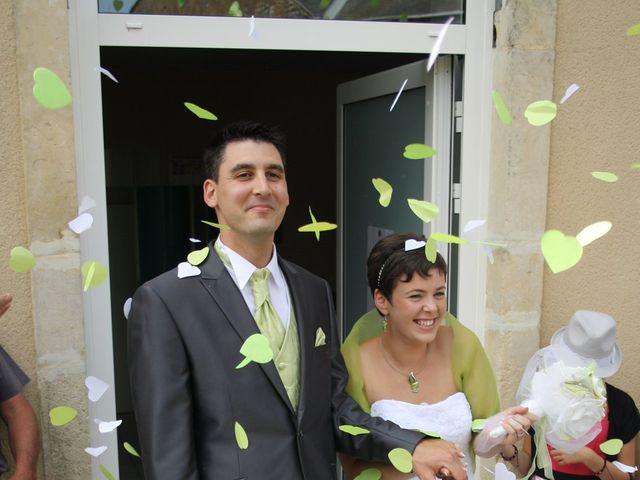 Le mariage de Charlotte et Yoann à Degré, Sarthe 7