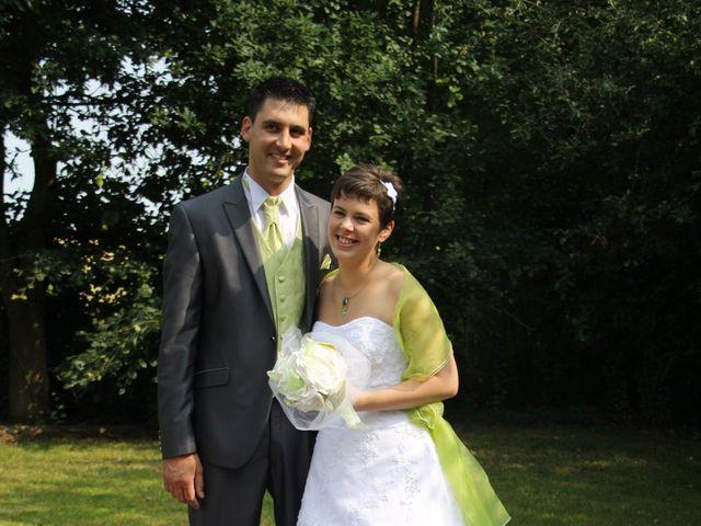 Le mariage de Charlotte et Yoann à Degré, Sarthe 8
