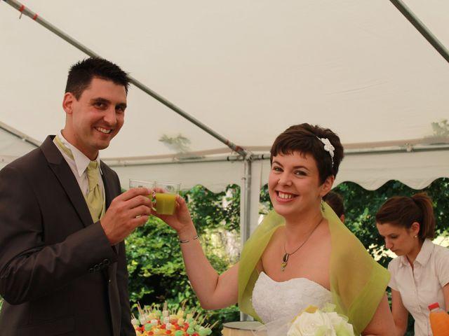 Le mariage de Charlotte et Yoann à Degré, Sarthe 9