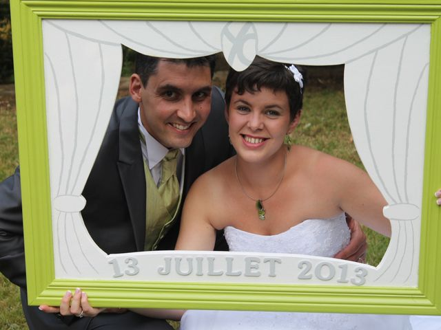 Le mariage de Charlotte et Yoann à Degré, Sarthe 1