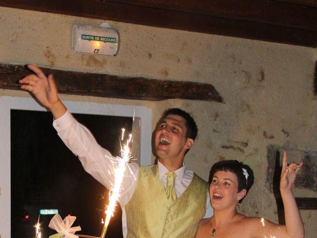 Le mariage de Charlotte et Yoann à Degré, Sarthe 22