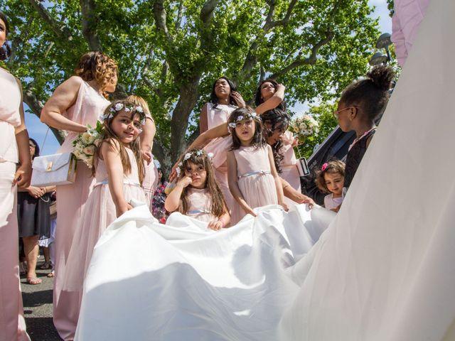 Le mariage de Sidi et Mounia à Montfavet, Vaucluse 10