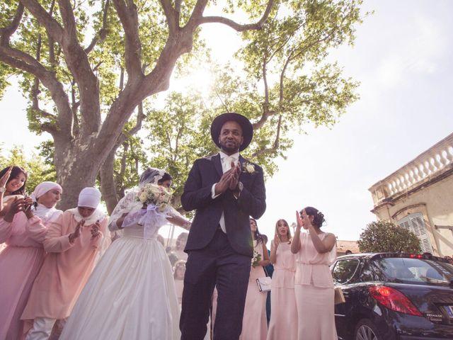 Le mariage de Sidi et Mounia à Montfavet, Vaucluse 11
