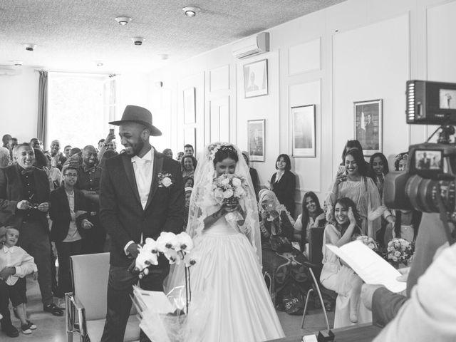 Le mariage de Sidi et Mounia à Montfavet, Vaucluse 13