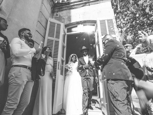 Le mariage de Sidi et Mounia à Montfavet, Vaucluse 14