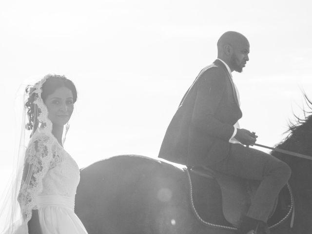 Le mariage de Sidi et Mounia à Montfavet, Vaucluse 16