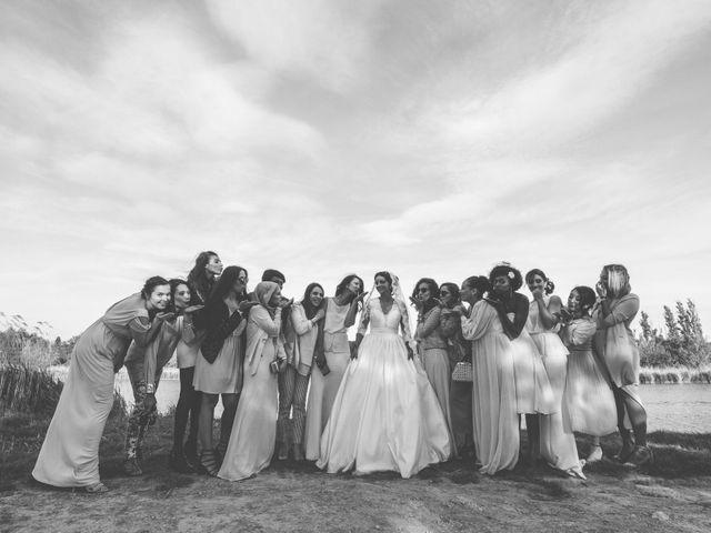 Le mariage de Sidi et Mounia à Montfavet, Vaucluse 17