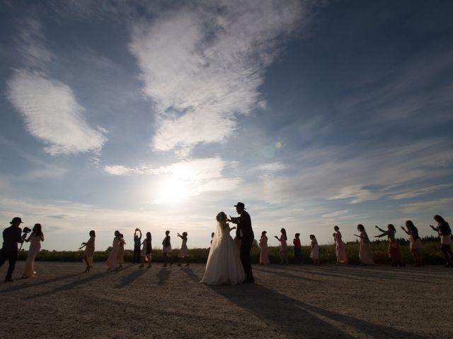 Le mariage de Sidi et Mounia à Montfavet, Vaucluse 1