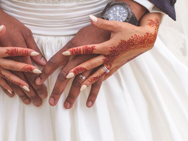 Le mariage de Sidi et Mounia à Montfavet, Vaucluse 21