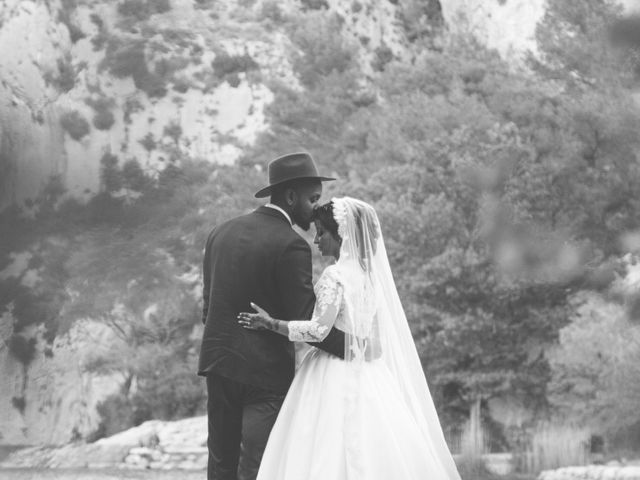 Le mariage de Sidi et Mounia à Montfavet, Vaucluse 22