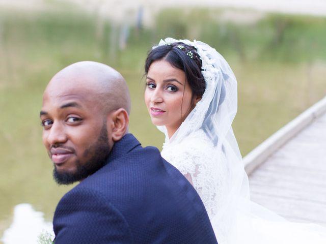 Le mariage de Sidi et Mounia à Montfavet, Vaucluse 23