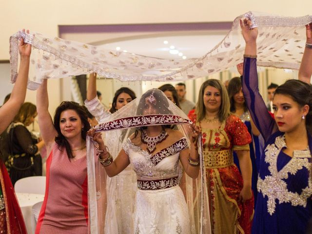 Le mariage de Sidi et Mounia à Montfavet, Vaucluse 42