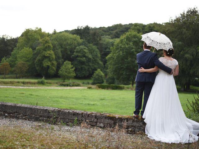 Le mariage de Cyril et Aurélie à Erbrée, Ille et Vilaine 16
