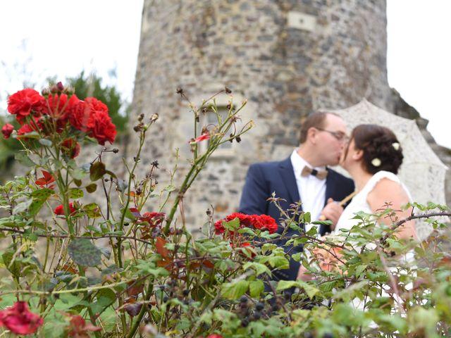 Le mariage de Cyril et Aurélie à Erbrée, Ille et Vilaine 19