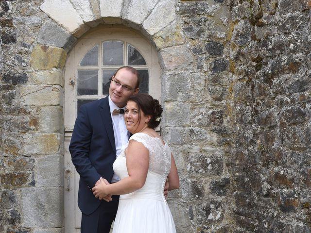 Le mariage de Cyril et Aurélie à Erbrée, Ille et Vilaine 21
