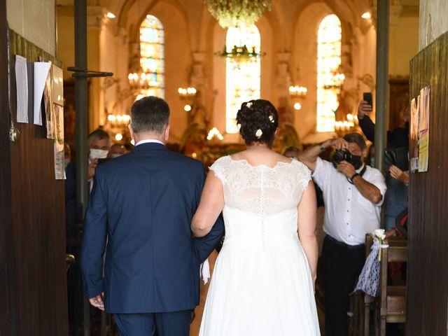 Le mariage de Cyril et Aurélie à Erbrée, Ille et Vilaine 22