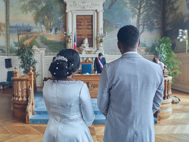 Le mariage de Gaelle et Gerald à Saint-Cloud, Hauts-de-Seine 2