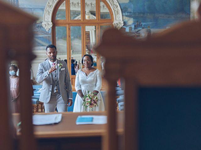 Le mariage de Gaelle et Gerald à Saint-Cloud, Hauts-de-Seine 6