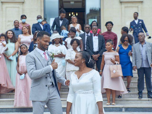 Le mariage de Gaelle et Gerald à Saint-Cloud, Hauts-de-Seine 9
