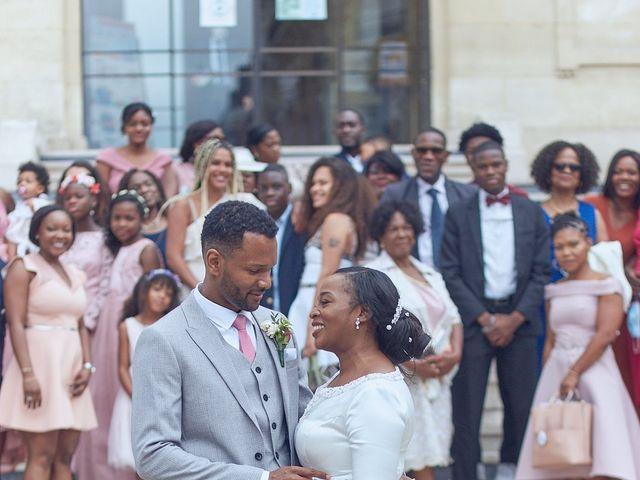 Le mariage de Gaelle et Gerald à Saint-Cloud, Hauts-de-Seine 10