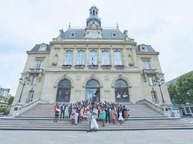 Le mariage de Gaelle et Gerald à Saint-Cloud, Hauts-de-Seine 11