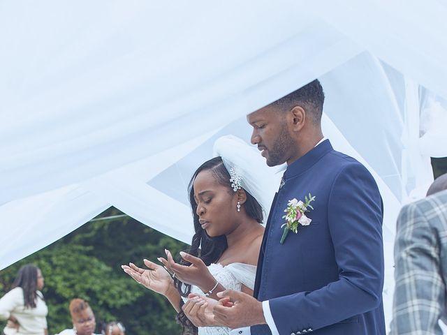 Le mariage de Gaelle et Gerald à Saint-Cloud, Hauts-de-Seine 13
