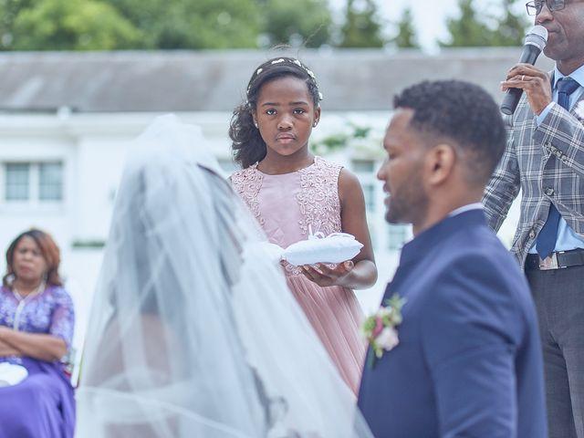 Le mariage de Gaelle et Gerald à Saint-Cloud, Hauts-de-Seine 14