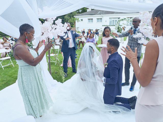 Le mariage de Gaelle et Gerald à Saint-Cloud, Hauts-de-Seine 15