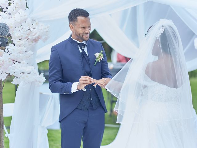 Le mariage de Gerald et Gaelle