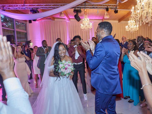 Le mariage de Gaelle et Gerald à Saint-Cloud, Hauts-de-Seine 24