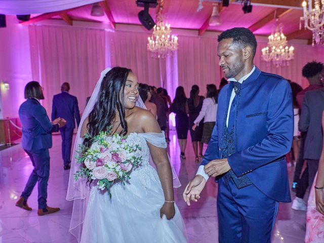 Le mariage de Gaelle et Gerald à Saint-Cloud, Hauts-de-Seine 25