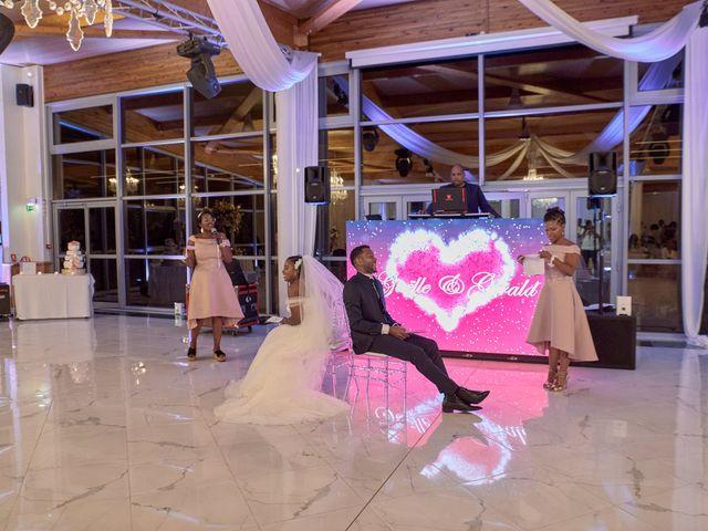 Le mariage de Gaelle et Gerald à Saint-Cloud, Hauts-de-Seine 27