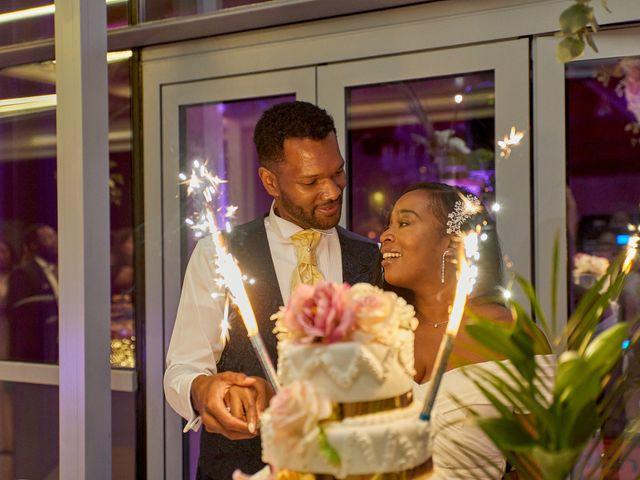 Le mariage de Gaelle et Gerald à Saint-Cloud, Hauts-de-Seine 30