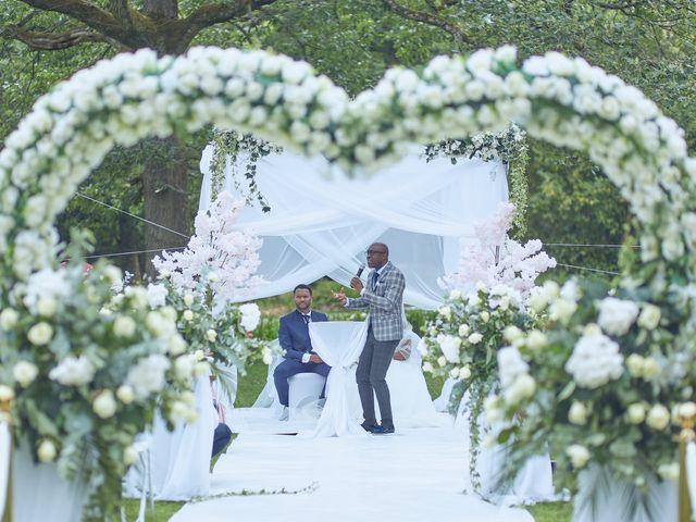 Le mariage de Gaelle et Gerald à Saint-Cloud, Hauts-de-Seine 16
