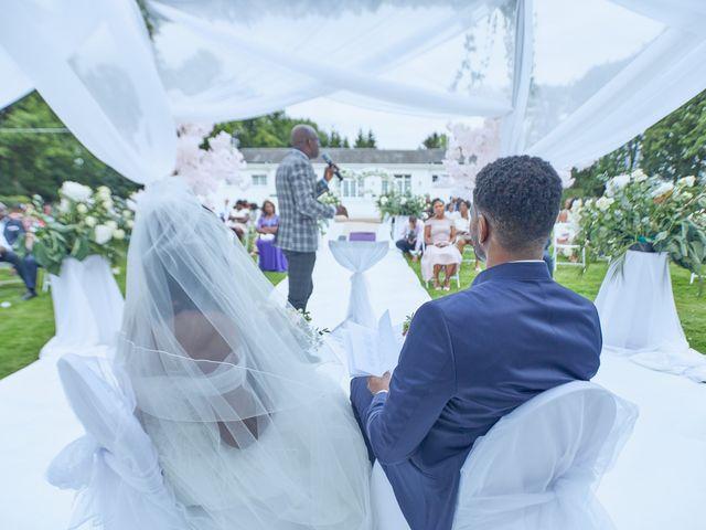 Le mariage de Gaelle et Gerald à Saint-Cloud, Hauts-de-Seine 17