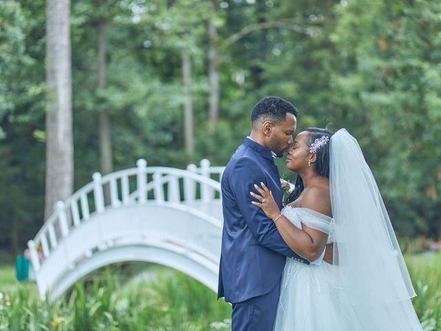 Le mariage de Gaelle et Gerald à Saint-Cloud, Hauts-de-Seine 19