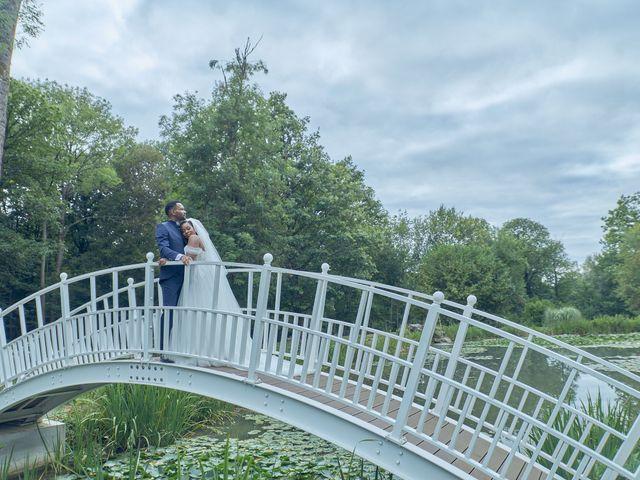 Le mariage de Gaelle et Gerald à Saint-Cloud, Hauts-de-Seine 20