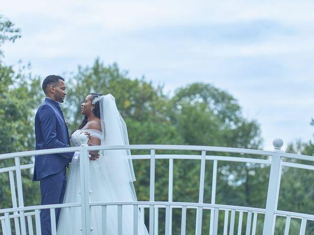 Le mariage de Gaelle et Gerald à Saint-Cloud, Hauts-de-Seine 21