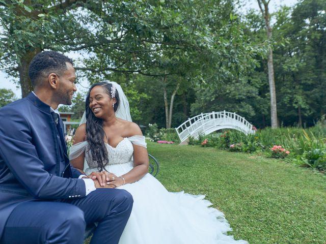 Le mariage de Gaelle et Gerald à Saint-Cloud, Hauts-de-Seine 22