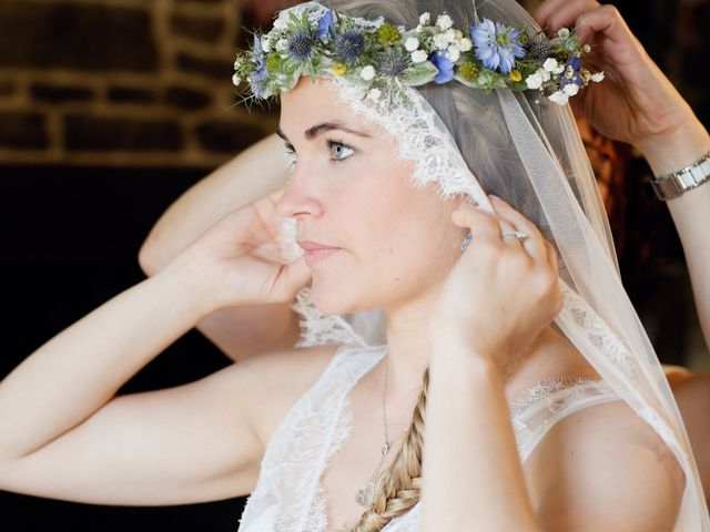 Le mariage de Maxime et Léa à Athis de l'Orne, Orne 1