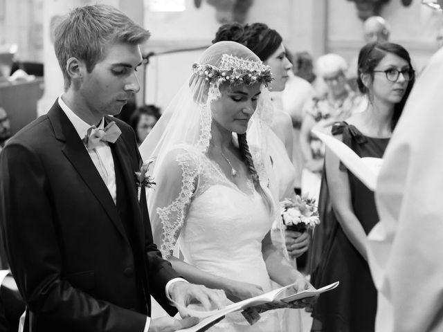 Le mariage de Maxime et Léa à Athis de l'Orne, Orne 16