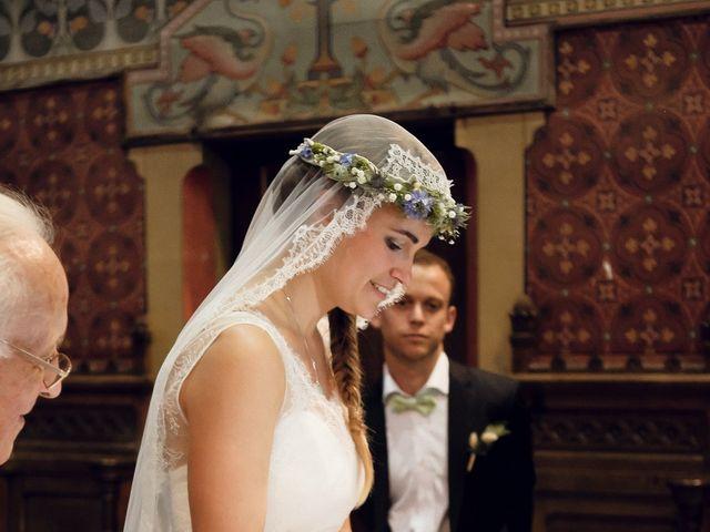 Le mariage de Maxime et Léa à Athis de l'Orne, Orne 20