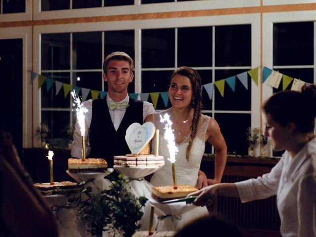 Le mariage de Maxime et Léa à Athis de l'Orne, Orne 47