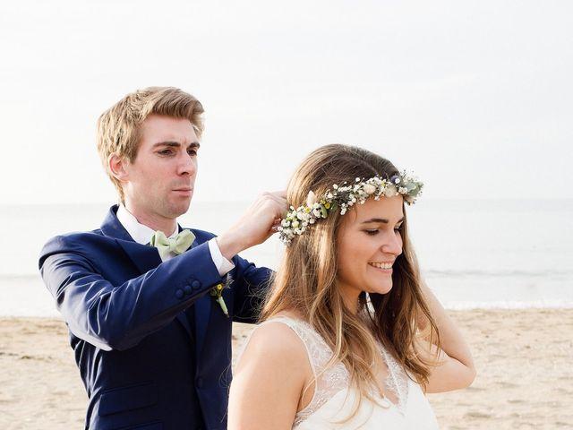 Le mariage de Maxime et Léa à Athis de l'Orne, Orne 22