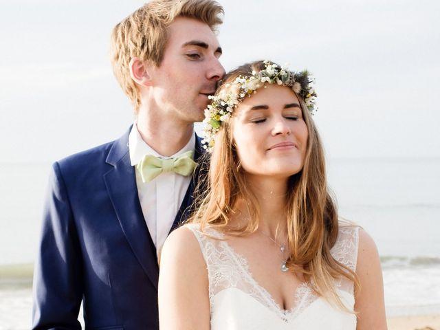 Le mariage de Maxime et Léa à Athis de l'Orne, Orne 24