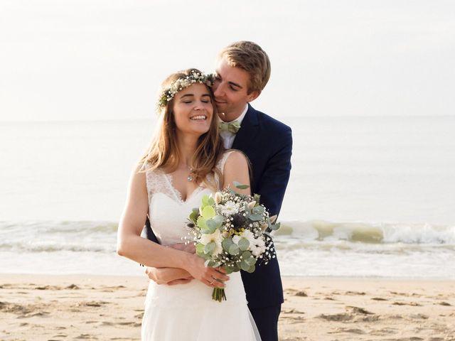 Le mariage de Maxime et Léa à Athis de l'Orne, Orne 25