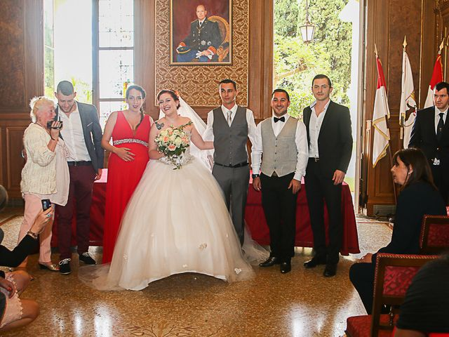 Le mariage de Anthony et Melanie à Éze, Alpes-Maritimes 4