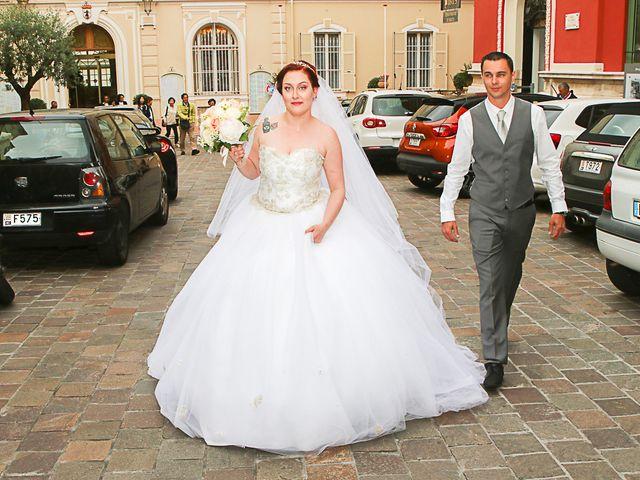 Le mariage de Anthony et Melanie à Éze, Alpes-Maritimes 5